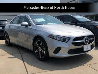 Used 2019 Mercedes-Benz A-Class A 220 4MATIC Sedan in North Haven, CT    Auto com   WDD3G4FB5KW009744