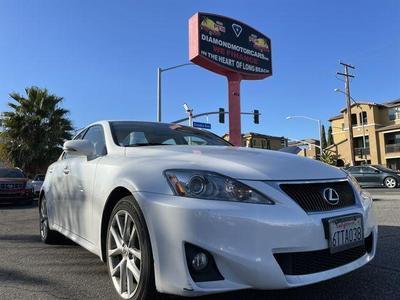 Lexus IS 250 2012 for Sale in Long Beach, CA