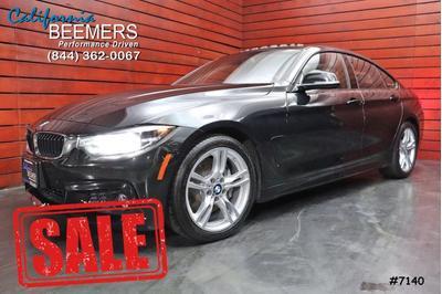 BMW 440 Gran Coupe 2018 for Sale in Costa Mesa, CA