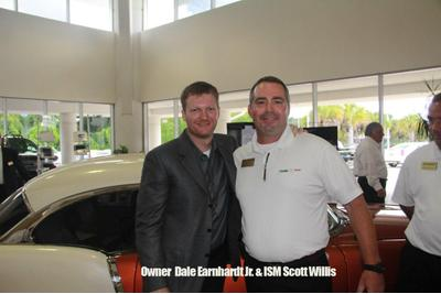 Dale Earnhardt Jr. Buick GMC Cadillac Image 5