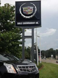 Dale Earnhardt Jr. Buick GMC Cadillac Image 7