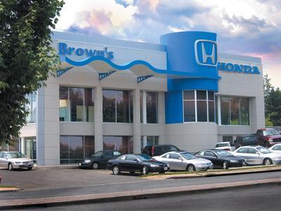 Brown's Arlington Honda Image 1