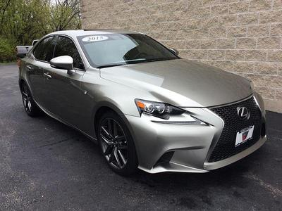 2015 Lexus IS 350 Base for sale VIN: JTHCE1D23F5008460