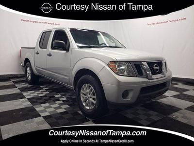 Nissan Frontier 2016 for Sale in Tampa, FL