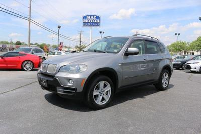 2007 BMW X5 4.8i for sale VIN: 5UXFE83507LZ44650