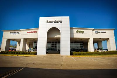 Landers Dodge Chrysler Jeep RAM Fiat Image 3