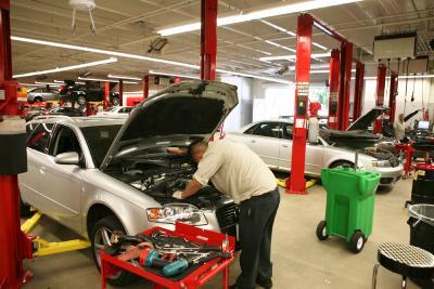 Keyes Audi Image 1