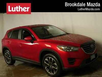2016 Mazda CX-5 Grand Touring for sale VIN: JM3KE4DY7G0625501