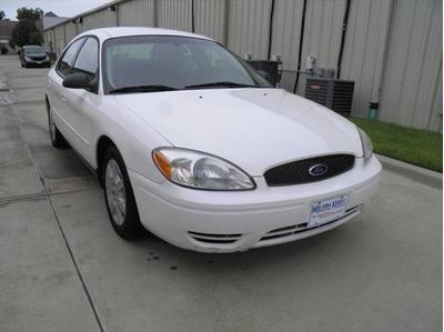 2007 Ford Taurus SE for sale VIN: 1FAFP53U87A114985