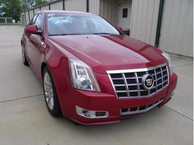 2012 Cadillac CTS Premium for sale VIN: 1G6DP5E32C0110309