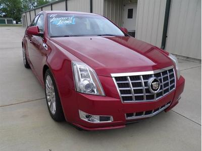 2012 Cadillac CTS Premium for sale VIN: 1G6DP5E32C0110309