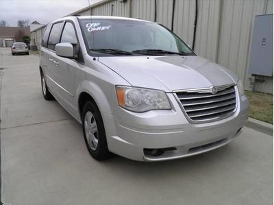 2010 Chrysler Town & Country Touring for sale VIN: 2A4RR5D16AR278383
