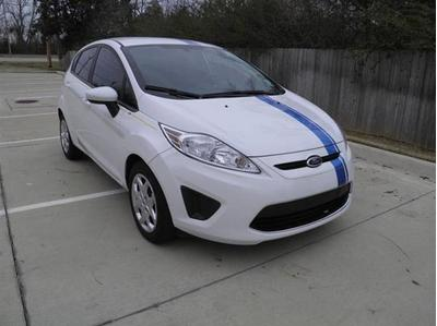 2012 Ford Fiesta SE for sale VIN: 3FADP4EJ5CM156290