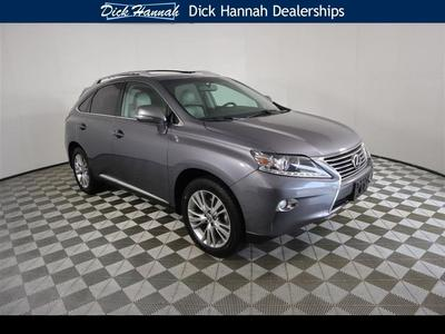Lexus RX 350 2013 for Sale in Vancouver, WA