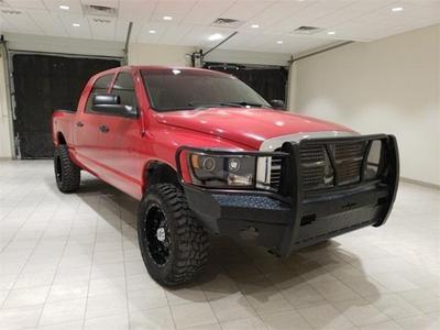2006 Dodge Ram 2500 Laramie for sale VIN: 3D7KS29C26G142016