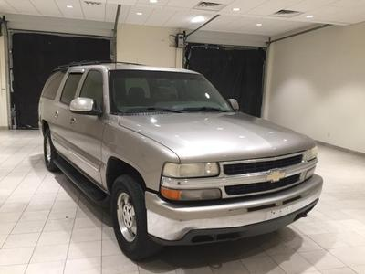 2001 Chevrolet Suburban LT for sale VIN: 3GNEC16T21G226114