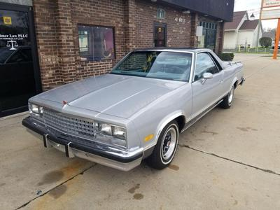 Chevrolet El Camino 1985 for Sale in Madison Heights, MI