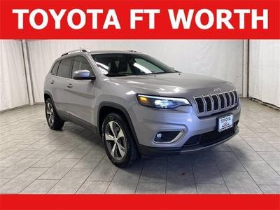 Jeep Cherokee 2019 a la venta en Fort Worth, TX
