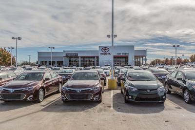 Toyota of Fort Worth Image 4