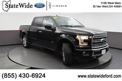 Ford F-150 2017 for Sale in Van Wert, OH