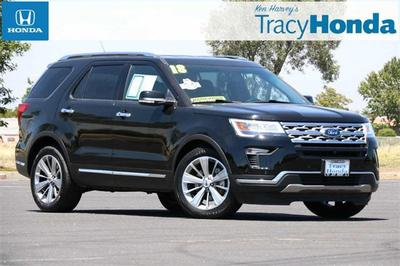 Ford Explorer 2018 for Sale in Tracy, CA