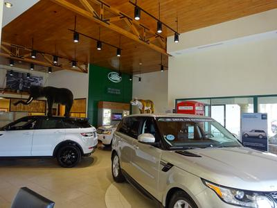 Jaguar Land Rover Huntington Image 5