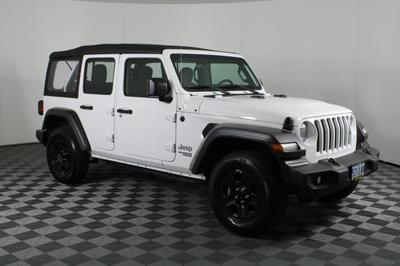 Jeep Wrangler Unlimited 2019 a la venta en Eugene, OR