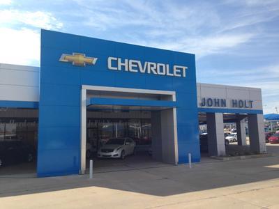 John Holt Chevrolet Cadillac Image 2