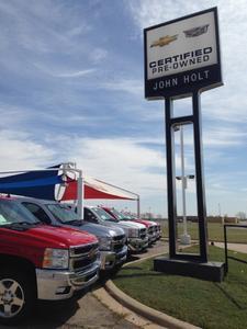 John Holt Chevrolet Cadillac Image 8