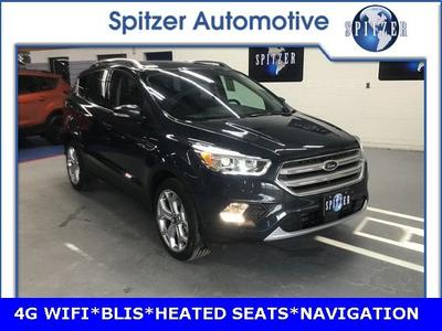 Spitzer Ford Hartville >> Ford Escape For Sale In Wooster Oh The Car Connection
