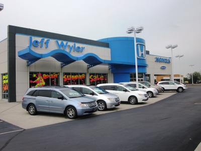Jeff Wyler Honda >> Jeff Wyler Honda Of Colerain In Cincinnati Including Address