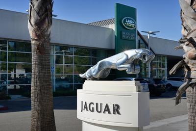Jaguar Land Rover Mission Viejo Image 1