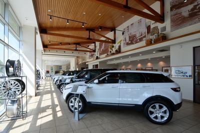 Jaguar Land Rover Mission Viejo Image 4