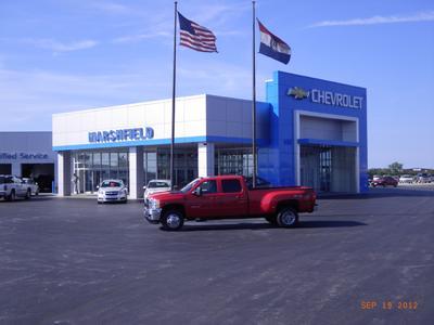 Marshfield Chevrolet Image 1