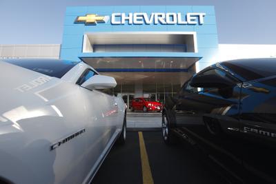 Henna Chevrolet Image 1