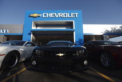 Henna Chevrolet Image 3