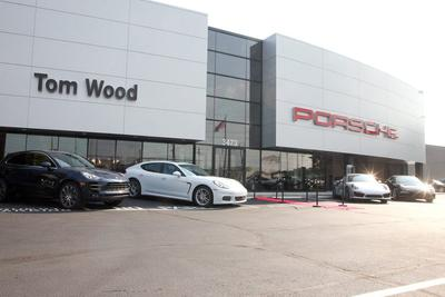 Tom Wood Porsche Image 1