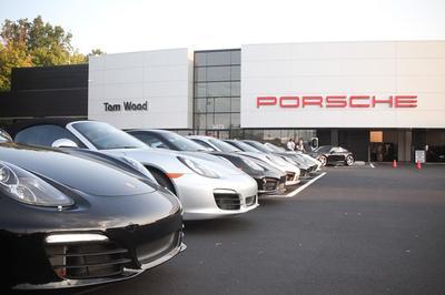Tom Wood Porsche Image 3