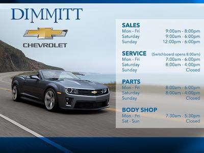Dimmitt Chevrolet Image 3