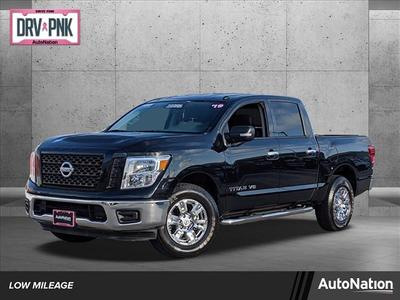 Nissan Titan 2019 for Sale in Spring, TX
