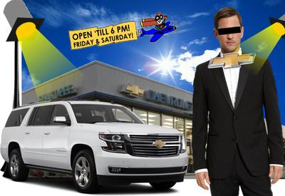 Shakopee Chevrolet Image 1