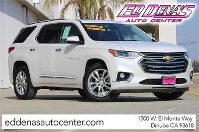 Chevrolet Traverse 2020 for Sale in Dinuba, CA