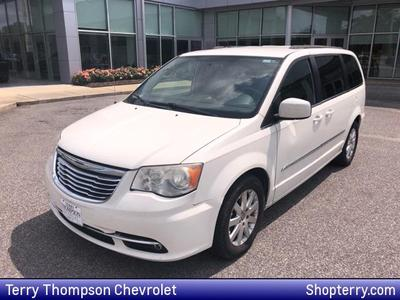 2013 Chrysler Town & Country Touring for sale VIN: 2C4RC1BG4DR706267