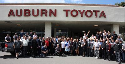 Auburn Toyota Image 8