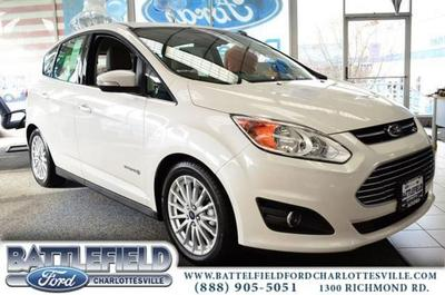 2013 Ford C-Max Hybrid SEL for sale VIN: 1FADP5BU9DL517253