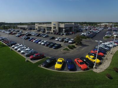 Gary Crossley Ford Image 1