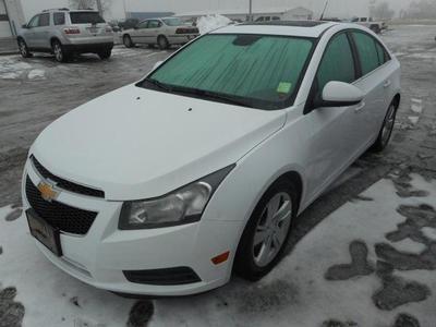 2014 Chevrolet Cruze Diesel for sale VIN: 1G1P75SZ1E7156428