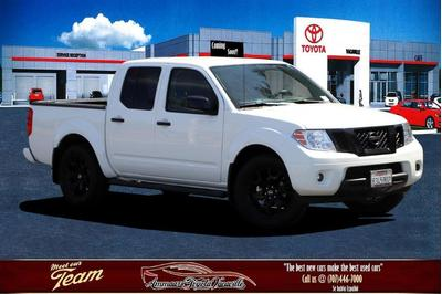Nissan Frontier 2019 for Sale in Vacaville, CA