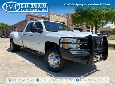 Chevrolet Silverado 3500 2011 for Sale in Carrollton, TX