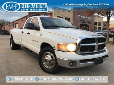 Dodge Ram 3500 2004 for Sale in Carrollton, TX